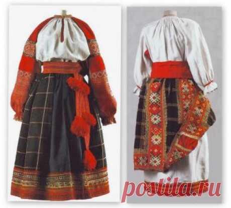 Русский народный костюм - Форум