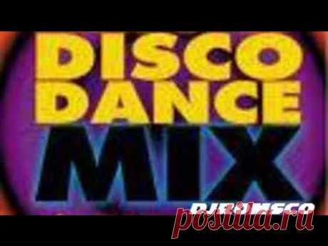 Mega Disco Dance 70' 80' 90' By DJRomsco