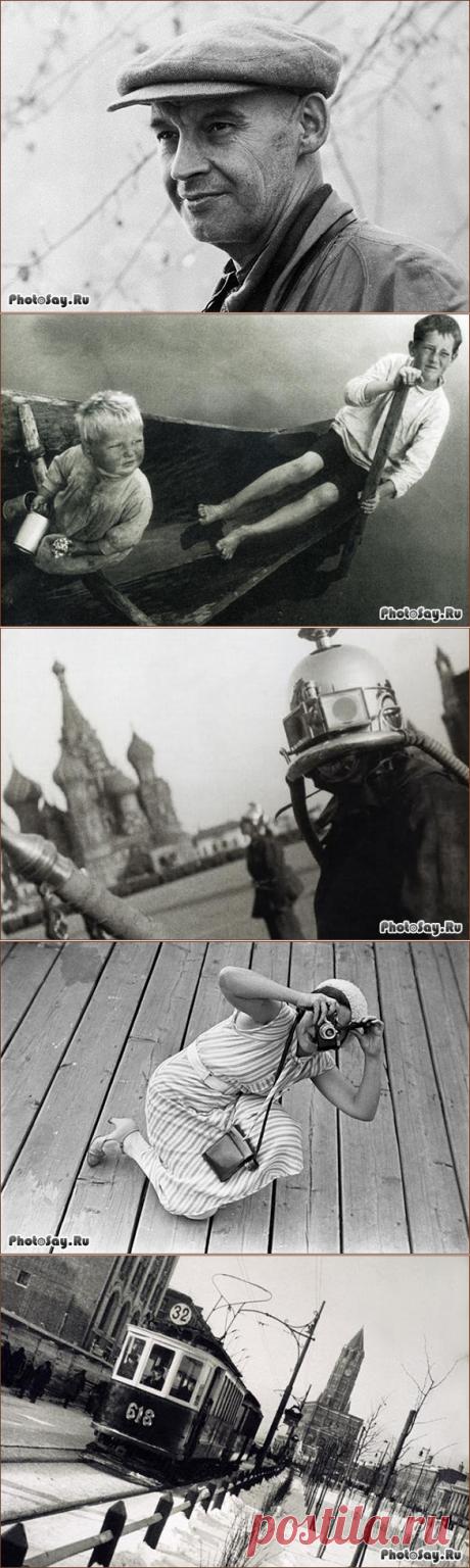 Фотограф Александр Родченко - человек, который изобрел советскую рекламу и дизайн, а также являлся новатором и экспериментатором в фотоискусстве.