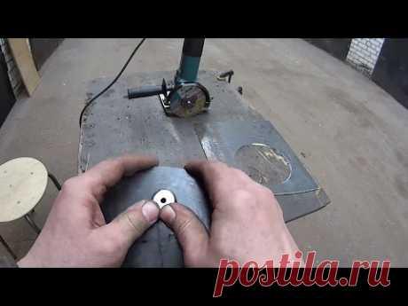 63 Циркульное приспособление  Приёмы работы с металлом и ЛДСП