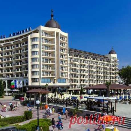 Тур Болгария, Золотые пески из Москвы за 27500р, 1 июня 2020