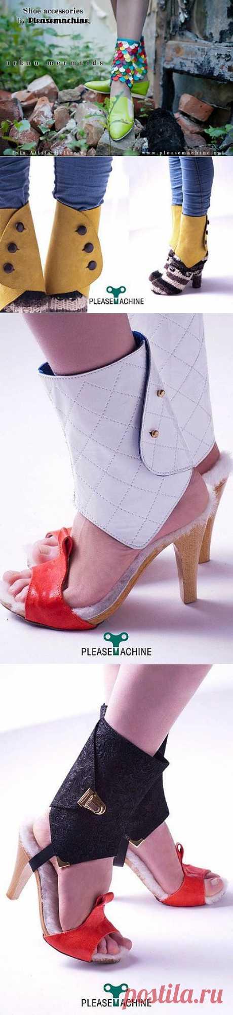 Украшаем обувь / Обувь / Модный сайт о стильной переделке одежды и интерьера