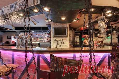 Бар Саквояж для беременной шпионки, Санкт-Петербург: цены, меню, адрес, фото, отзывы - Официальный сайт RestoClub