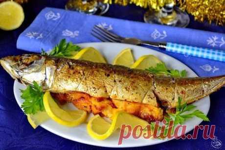 Интересные новости   Скумбрия в духовке: идеальный рыбный ужин