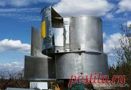La turbina para vetrogeneratora