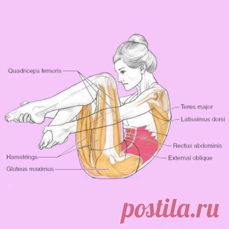 Стретчинг: Упражнения для ягодичных мышц, которые избавят от целлюлита и жировых отложений — Красота и здоровье