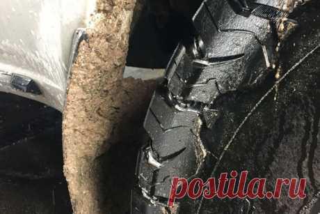 Как заставить грязь неприлипать кподкрылкам? — Популярная механика