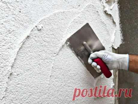 Нанесение шпатлевки на стены своими руками: стартовая, финишная и декоративная