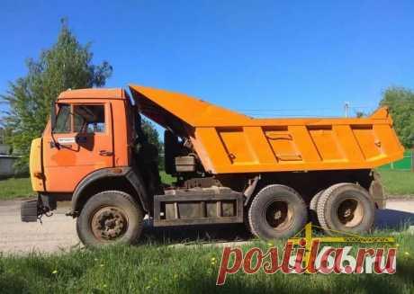 Продам КамАЗ 55111-15 2007 г.в. (Челябинск) #2035
