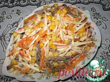 "Салат ""Мехико"" - кулинарный рецепт"