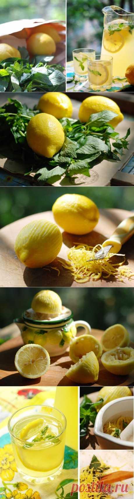 Домашний лимонад | Четыре вкуса