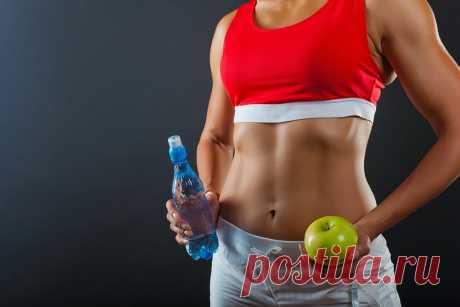 2 простых способа немного сбросить вес.