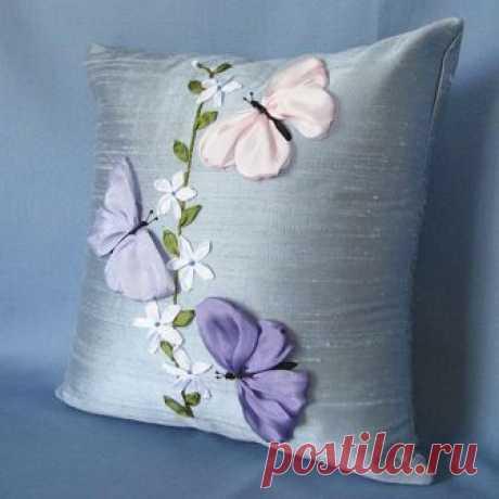 Восхитительные идеи создания декоративных подушек