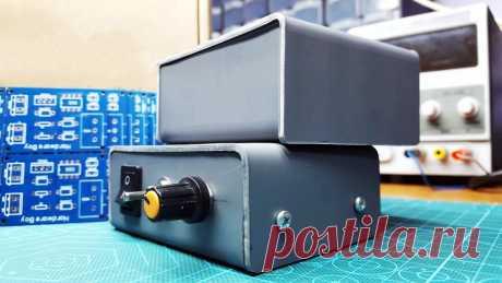 Как из ПВХ трубы сделать корпус для электроники Чтобы разместить блок питания, выключатель, регулятор оборотов или другое электрооборудование необходим короб из диэлектрического материала. Его можно сделать из обычной ПВХ канализационной трубы, причем выглядеть он будет практически как покупной.Что потребуется:ПВХ канализационная