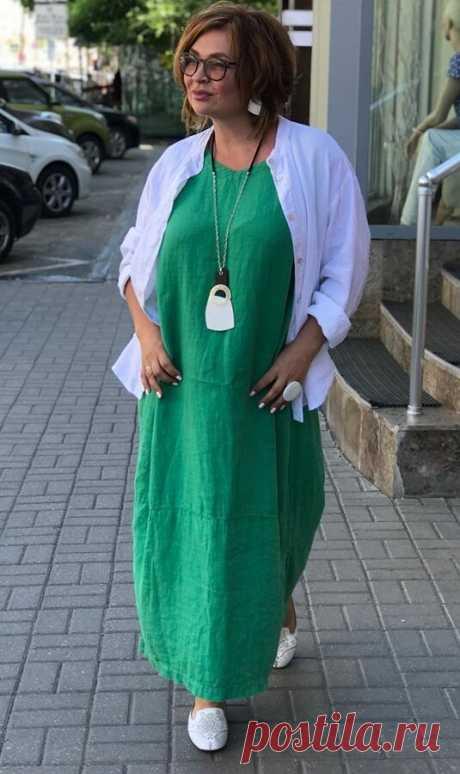 Платье-ромб — шикарный фасон для зрелых женщин - Сам себе мастер - медиаплатформа МирТесен