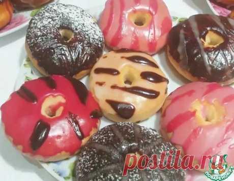 """Пончики """"Донатсы"""" – кулинарный рецепт"""
