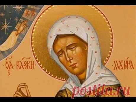 Молитва от сглаза и порчи Матроне Московской