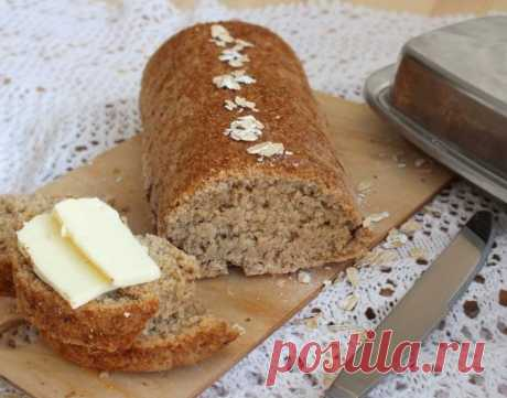 Домашний хлеб с отрубями — Sloosh – кулинарные рецепты