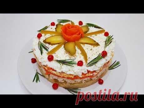 "САЛАТ ""ФАНТАЗИЯ"" (""fantasy"" salad)"