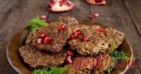 Печеночные котлеты — Sloosh – кулинарные рецепты