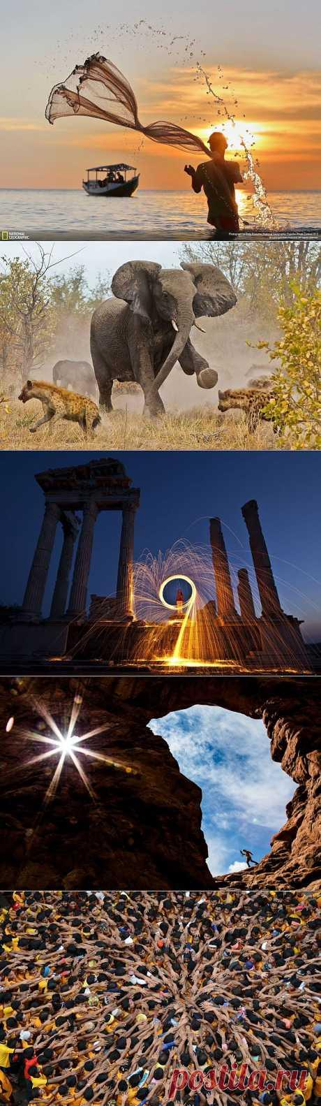 Лучшие фотографии о путешествиях от National Geographic : НОВОСТИ В ФОТОГРАФИЯХ