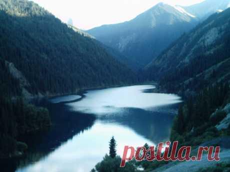 Тургеньское озеро.