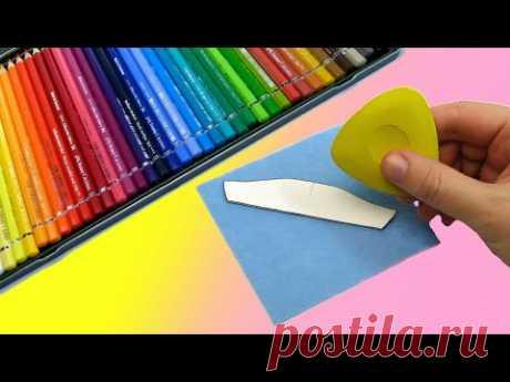 Чем обводить выкройку кукольной одежды? Чем рисовать основу для рисунка на ткани?