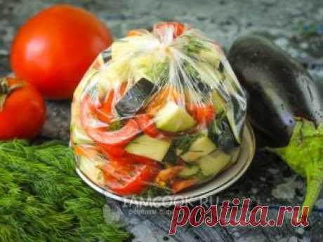 Заморозка для баклажанной икры на зиму — рецепт с фото Заморозка для баклажанной икры на зиму поможет вам создать вкусную и аппетитную закуску за 20 минут!