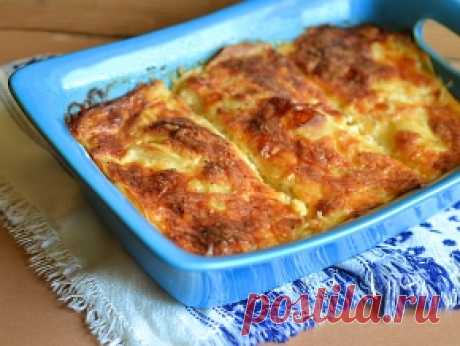 "Potatoes ""Dauphin\"", the recipe with a photo"