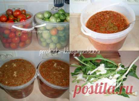 Квашеные зеленые помидоры с горчицей - рецепты с фото - Заготовки от Перчинки - Perchinka Hozyayushka.ru