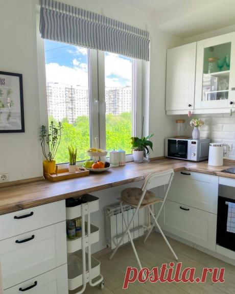 Сканди-рай своими руками: переделка запущенной квартиры | Mebel.ru | Яндекс Дзен