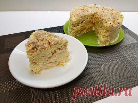 Королевский салат - готовить быстро, есть вкусно! | LoveCookingRu | Яндекс Дзен