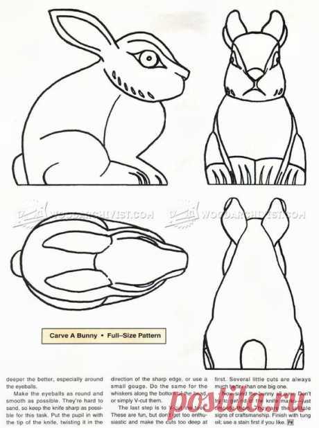 plans for wood carving bears - Поиск в Google