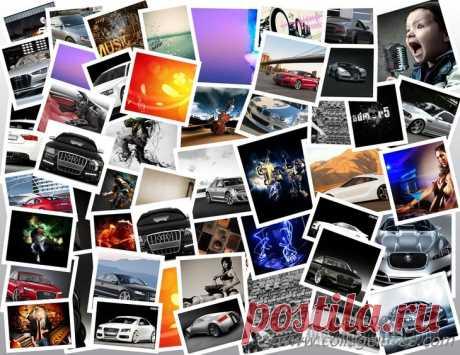 Crear el collage de las fotografías onlayn — ТОП-10 de los servicios