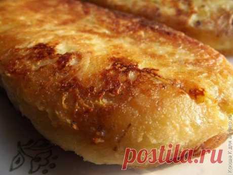 Пара вкусных рецептов из картофельного