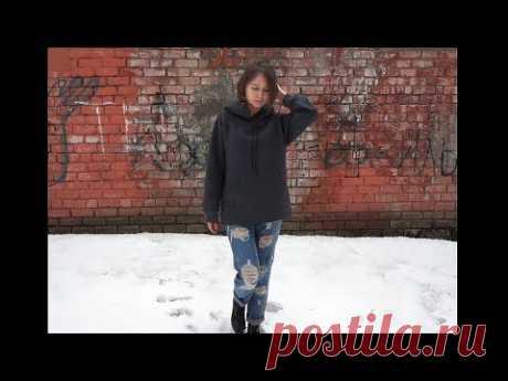 Мужской анорак burda 12/2018, mod.120