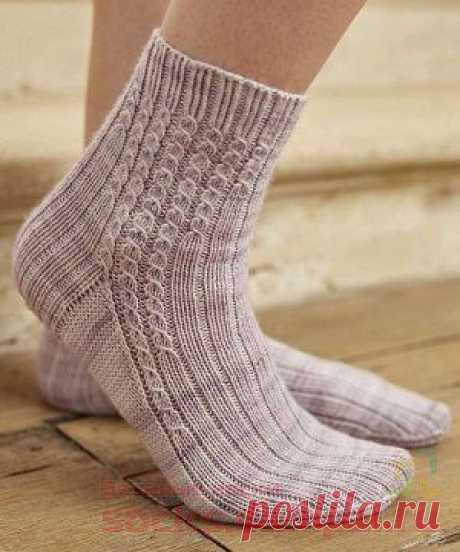 Вязаные носки «Stride» | ВЯЗАНЫЕ НОСКИ