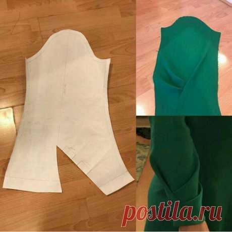 Рукава цари костюма (50 примеров) Модная одежда и дизайн интерьера своими руками