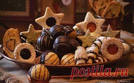 Домашнее печенье от Юлии Высоцкой на любой вкус Домашнее печенье от Юлии Высоцкой: разнообразные рецепты на любой вкус. Низкокалорийные рецепты, выпечка без муки