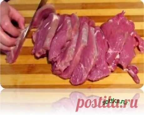 Готовим экспресс-мясо