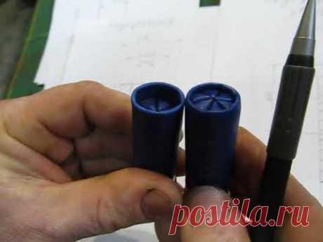 """Схемы матриц для самостоятельного снаряжения патронов 12 калибра на станках  типа """"Талсон"""",или УПС"""