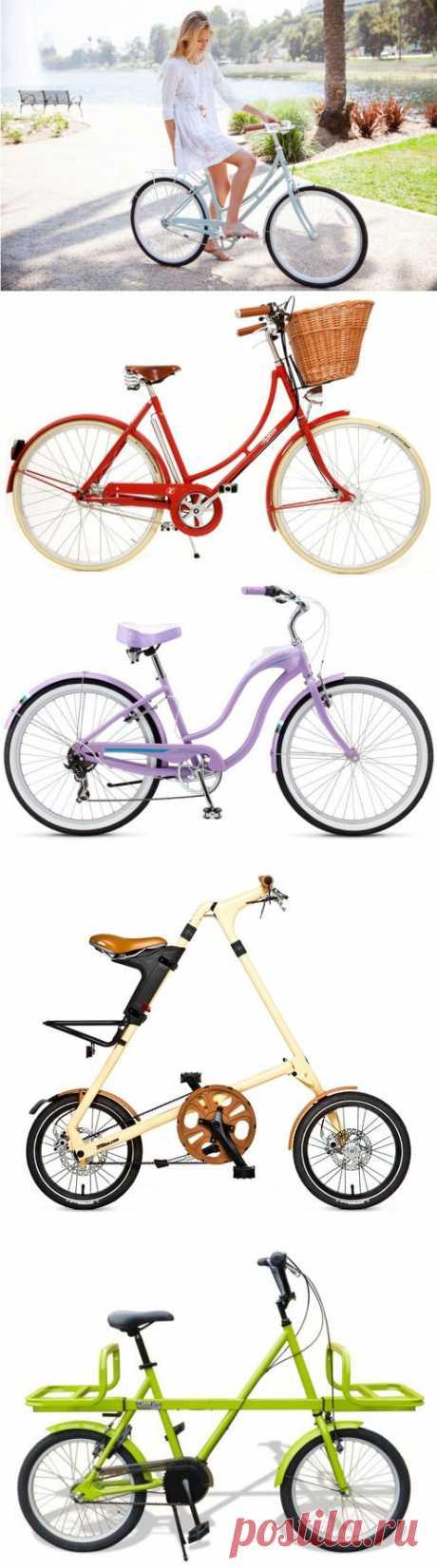 20 самых модных велосипедов