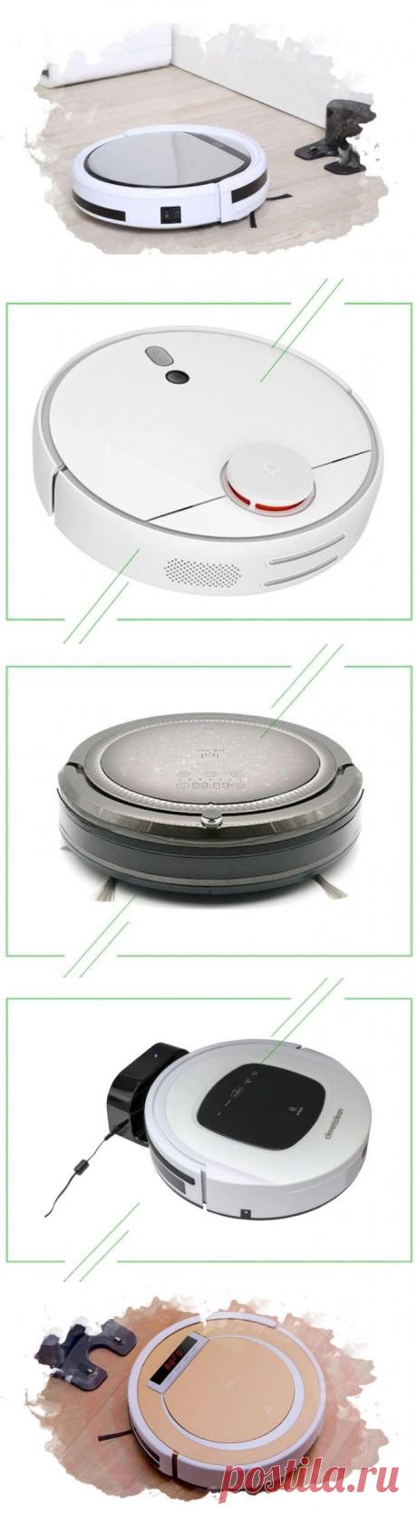 ТОП-7 лучших робот-пылесосов для дома