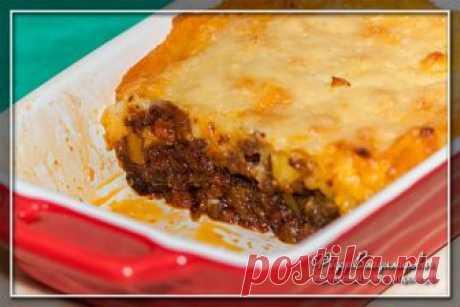Пастуший пирог ( Shepherd's Pie ) Пастуший пирог — Shepherd's Pie — блюдо классической английской кухни. Также оно известно под названием Cottage pie, что можно достаточно вольно перевести как домашний пирог. Хотя в нашем привычном понимании пастуший пирог не является пирогом вовсе...