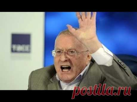 Scandal!!! Zhirinovsky exploded and blurted out all truth!!!