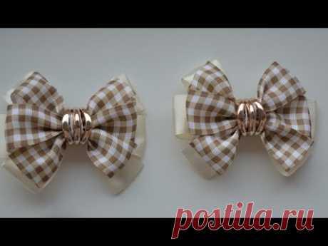 Школьные бантики/School bows