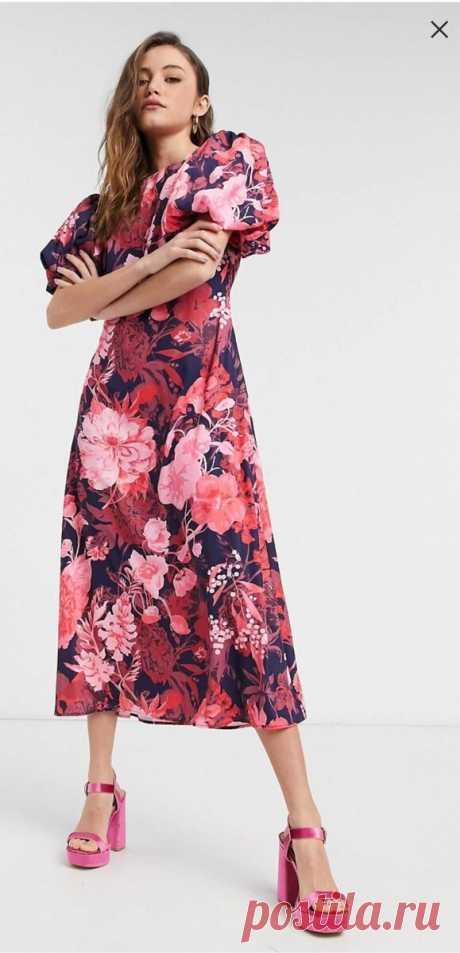 Очень красивые платья с сайта ASOS с ценами | Iris | Яндекс Дзен