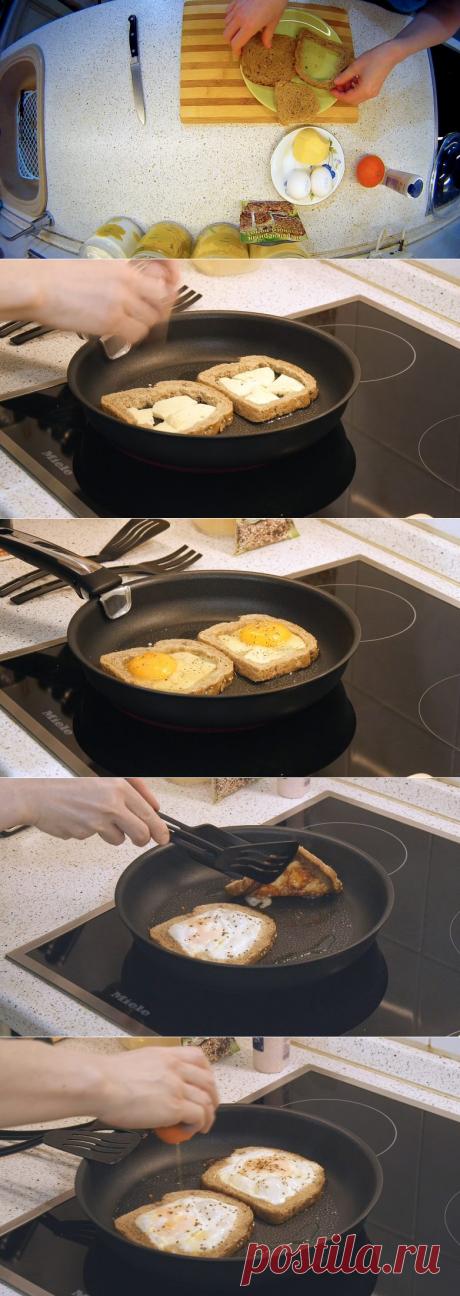 Французская яичница