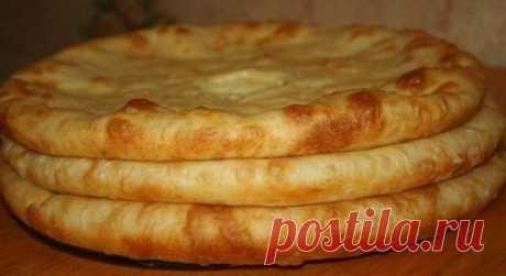 Плацинды с картофелем и сыром по-грузински — невероятно ароматные и вкусные! — Мир интересного