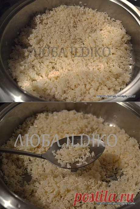 Вкусный рассыпчатый рис на гарнир по-венгерски | Любимые рецепты